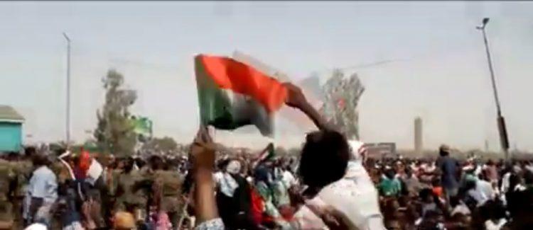 """ابتداء من الخميس القادم.. """"الحرية والتغيير"""" تطلق حملة ترويجية للعصيان المدني في عموم السودان"""