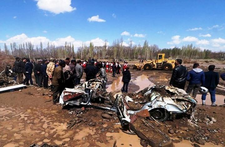 الفيضانات في إيران تودي بحياة 76 شخصاً