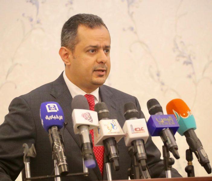 مراقبون: هل يشجع رئيس الوزراء معين عبدالملك الانتقالي للانقلاب على الرئيس هادي في الجنوب