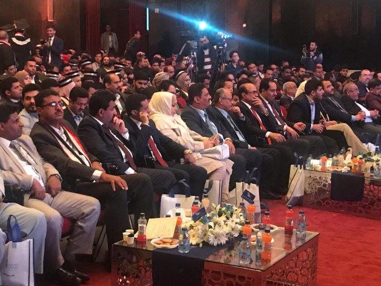 الملحقية الثقافية بسفارة اليمن في عمّان تحتفي بالخريجين اليمنيين من الجامعات الاردنية