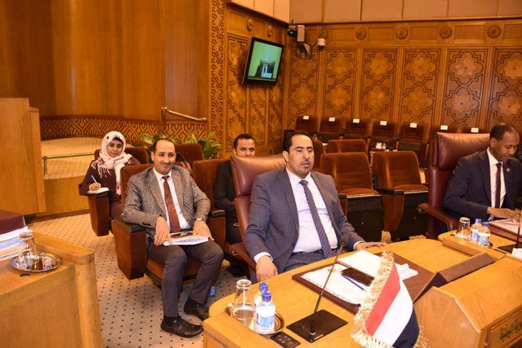 الوزير نايف البكري يشارك في اختتام فعاليات القاهرة عاصمة الشباب العربي 2018