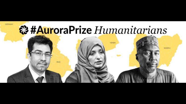 """بعد كشفها عن السجون الاماراتية السرية في اليمن.. الناشطة """"هدى الصراري"""" تحصل على جائزة """"اورورا"""" لحقوق الانسان"""