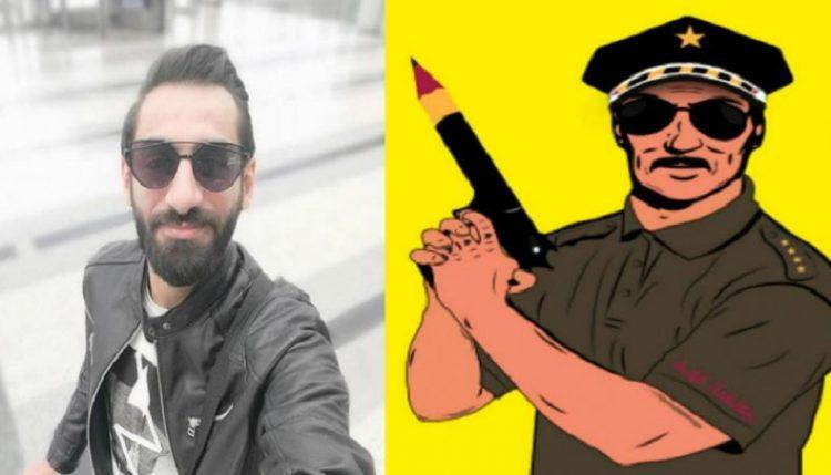 """وفاة اللبناني راغد قيس صاحب صفحة """"شرطة المشاهير"""" الشهيرة على التواصل الاجتماعي"""