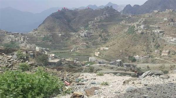 مليشيا الحوثي تقتحم قرى في العود بمحافظة إب وتختطف عدداً من المواطنين