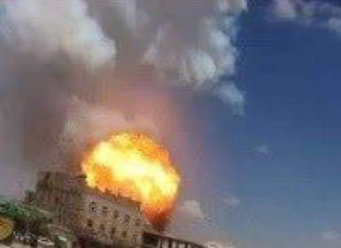 منظمة حقوقية تكشف علاقة مليشيا الحوثي بانفجار سعوان الذي أسفر عن مقتل 14 طالبة