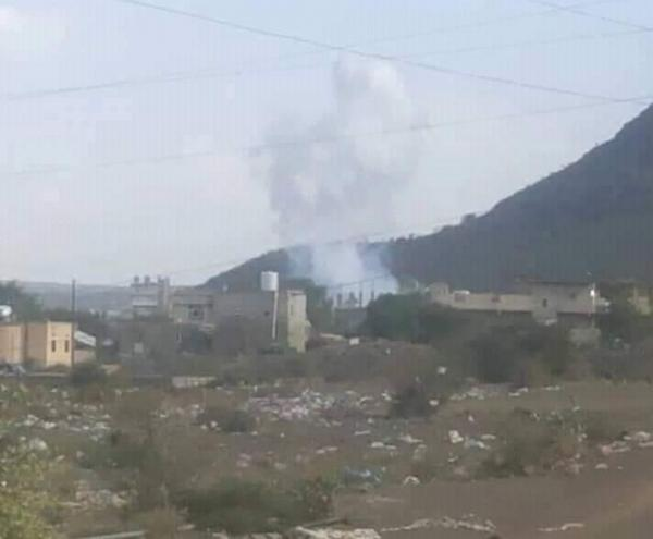 مليشيا الحوثي تشن قصفا عنيفا شمال الضالع ومقتل أسرة كاملة