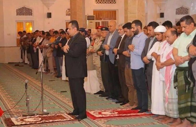 """أملنا ان يكون هاني بن بريك ومن معه مصفدين في رمضان """"صورة"""""""