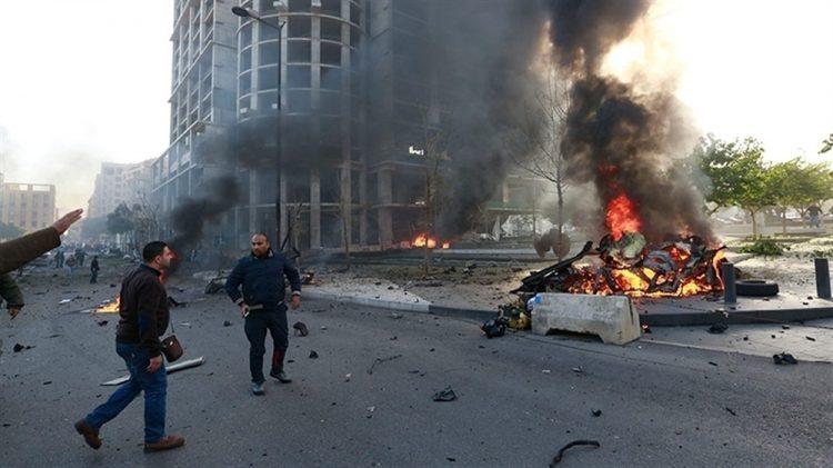 إصابة 17 شخص في مصر بإنفجار استهدف حافلة سياح قرب الأهرامات في القاهرة