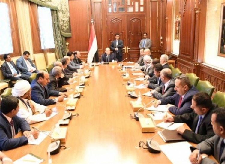 الرئيس هادي: التحالف الوطني مظلة جامعة لكل الأحزاب والتنظيمات وخطوة هامة نحو استعادة الشرعية