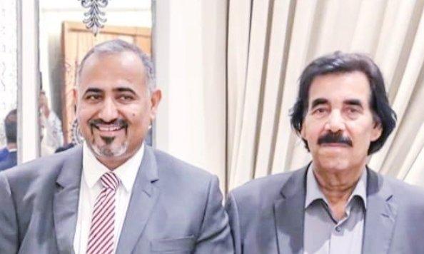 علي سالم البيض يظهر مجدداً ويكشف كيف اساء عيدروس الزبيدي لجميع اليمنيين امام ولي عهد ابوظبي!
