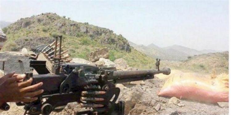 قوات الجيش الوطني في تعز تشن هجوم شمال المدينة وتسيطر على مواقع جديدة