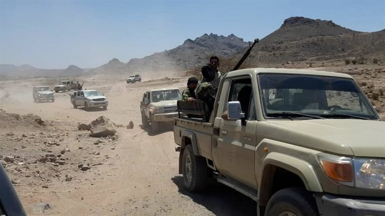 قوات الجيش الوطني تعلن عن عملية عسكرية واسعة لاستكمال تحرير محافظة الضالع