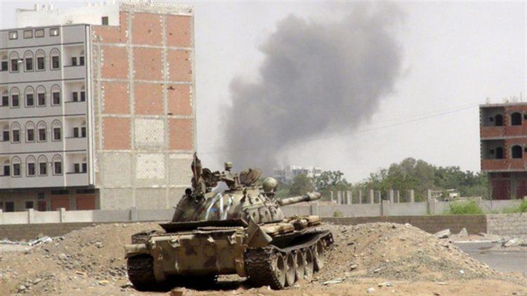 قوات الجيش الوطني تواصل التقدم في تعز وتسيطر على عدة مواقع جديدة