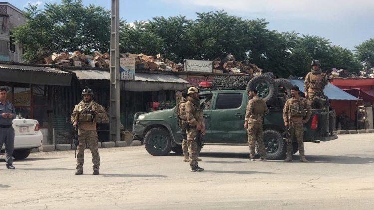 قتلى وجرحى في تفجير انتحاري بالعاصمة الأفغانية كابول