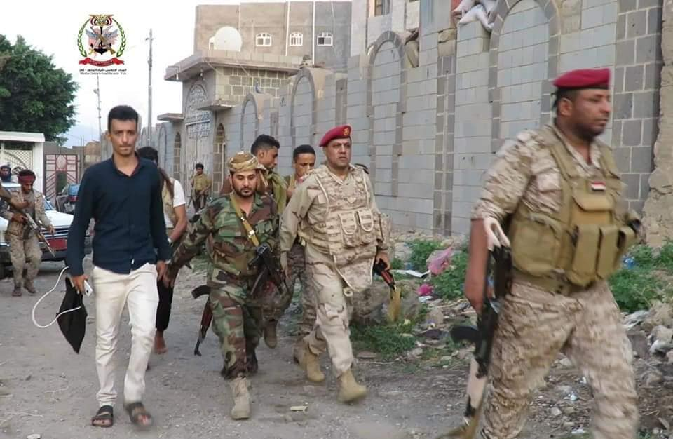 عقب انطلاق معركة التحرير.. الجيش الوطني يحقق تقدماً ميدانياً غرب تعز