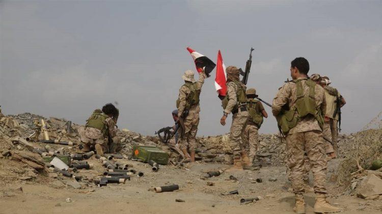 قوات الجيش الوطني تتقدم في صعدة وتسيطر على مواقع جديدة