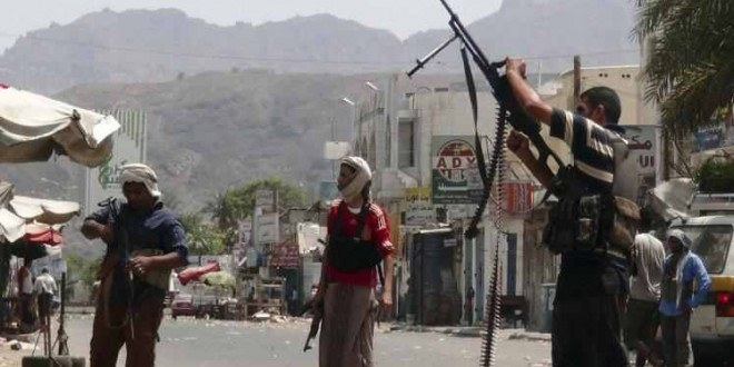 Clashes in Aden after UAE-backed militias killed a young man