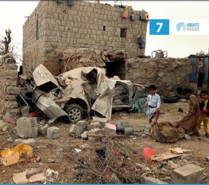 منظمة دولية تكشف أعمال وحشية ارتكبها الحوثيون في حجور وتطالب حقوق الإنسان برصد الإنتهاكات