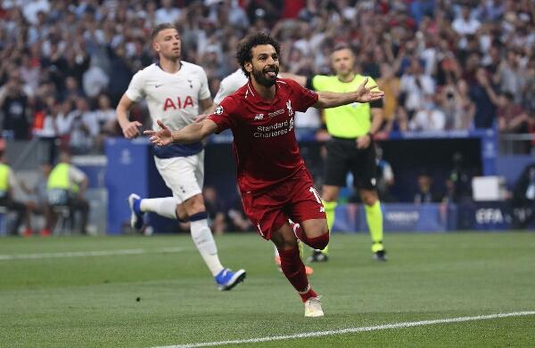بثنائية نظيفة.. ليفربول يتوج ببطولة دوري أبطال أوروبا