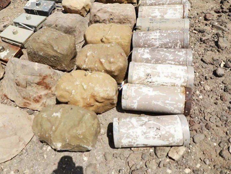 مسام ينتزع 408 لغماً خلال الأسبوع الرابع من مايو زرعتها مليشيا الحوثي