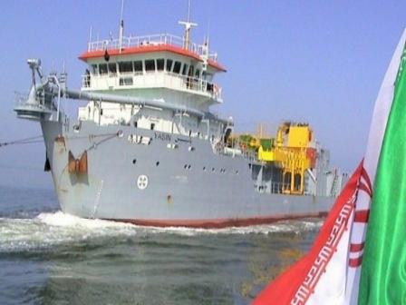 هكذا تعامل التحالف العربي مع سفينة إيرانية في ميناء الحديدة بعد إطلاق نداء استغاثة