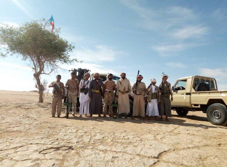شبوة: المجلس الانتقالي المدعوم من الامارات يستمر في تدريب مليشياته