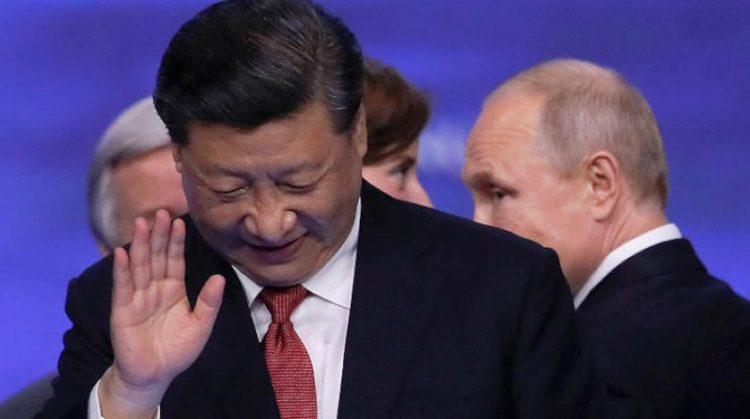 الرئيس الصيني يؤكد استعداد بلاده لتقاسم تقنية «5 جي» مع الشركاء