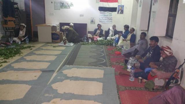المحويت .. مليشيا الحوثي تحول المساجد والمدارس إلى ثكنات عسكرية تابعة لها