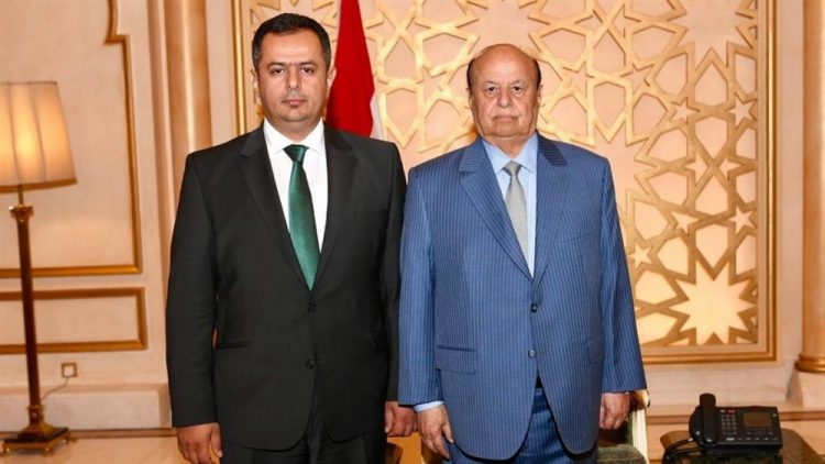 بعد موافقة الرئيس هادي.. رئيس الوزراء يزور الإمارات يوم غد الإثنين