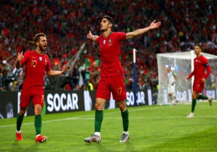 البرتغال تتغلب على هولندا وتتوج بلقب أول نسخة من دوري الأمم الأوروبية