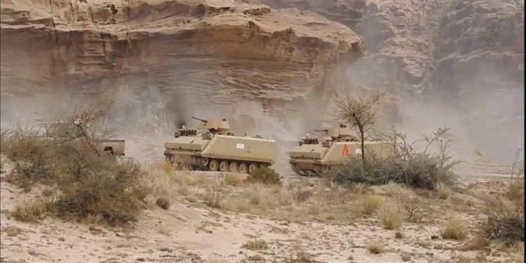 قوات الجيش الوطني تعلن شن عملية نوعية على مواقع مليشيا الحوثي في صعدة