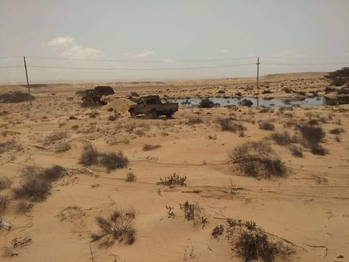 شبوة :مجهولون يفجرون أنبوب تصدير النفط الخام بالقرب من نقطة تابعة للنخبة الشبوانية