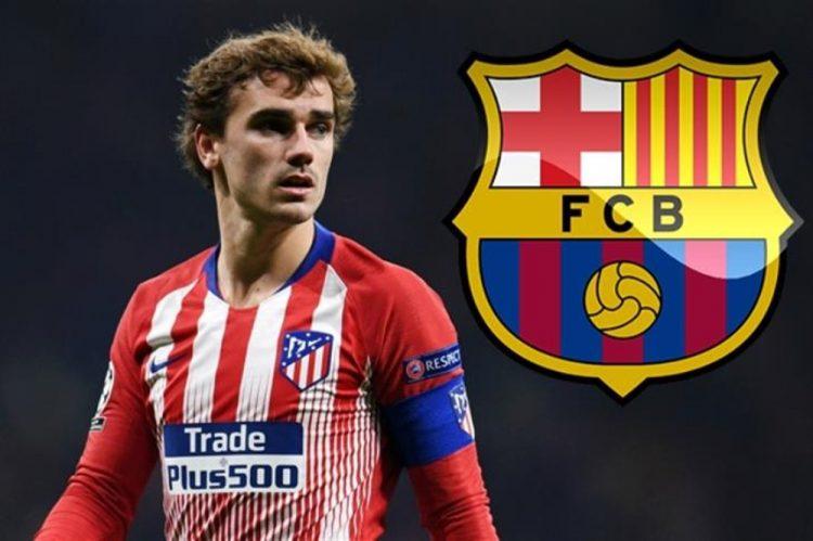 أتلتيكو مدريد يعلن عن وجهة لاعبه جريزمان في الموسم الجديد