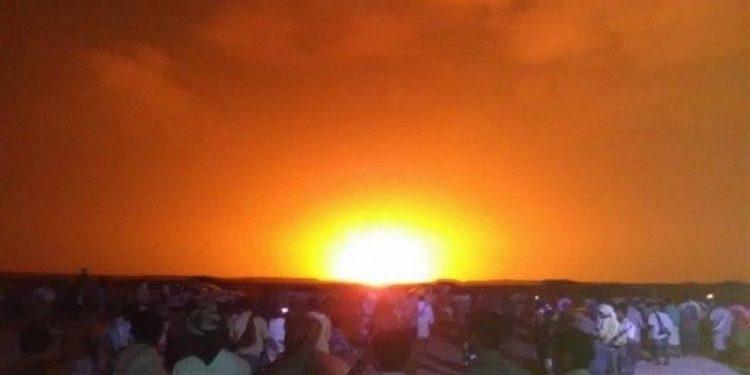 مسؤول محلي: الاعمال التخريبية لانابيب النفط والغاز في اطار سيطرة قوات النخبة الشبوانية المدعومة من الامارات