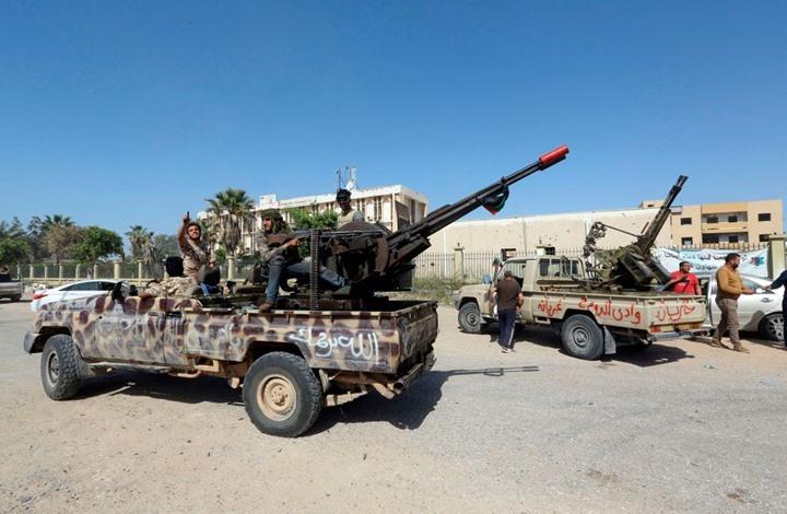 """ليبيا.. حكومة """"الوفاق"""" تتوعد باستهداف القاعدة الإماراتية في ليبيا"""
