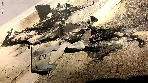 التحالف العربي يعلن إسقاط طائرة مسيرة أطلقتها مليشيا الحوثي باتجاه السعودية