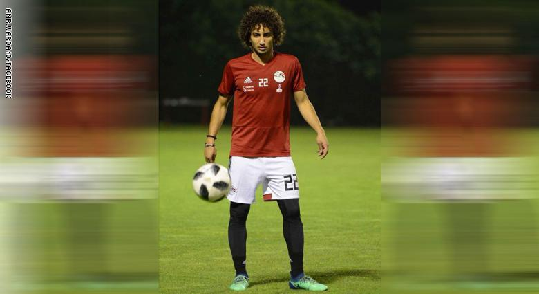عمرو وردة يعود للمنتخب المصري بعد استبعاده.. فهل سيلعب امام جنوب افريقيا؟