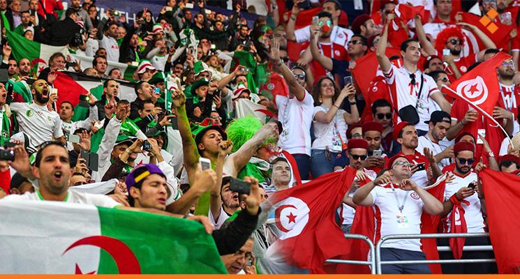 تونس والجزائر ضد السنغال ونيجيريا في نصف نهائي امم افريقيا 2019