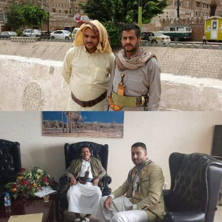 """قيادات مقربة من """"طارق عفاش"""" تنشق عنه وتعود إلى احضان مليشيا الحوثي"""