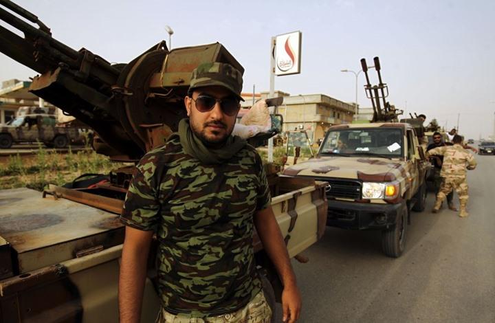 """كونسورتيوم نيوز: إسرائيل داعم رئيس لقوات المتمرد """"خليفة حفتر"""" في ليبيا"""