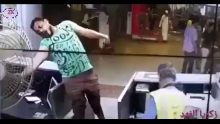 خلال ثوانٍ معدودة جمدت الدماء في عروقه.. وفاة أحد العاملين بمطار عدن بعد تعرضه لماس كهربائي (فيديو)