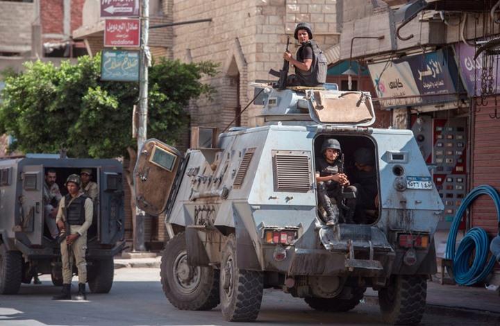 مصر.. هجوم انتحاري يوقع قتلى وجرحى في محافظة شمال سيناء