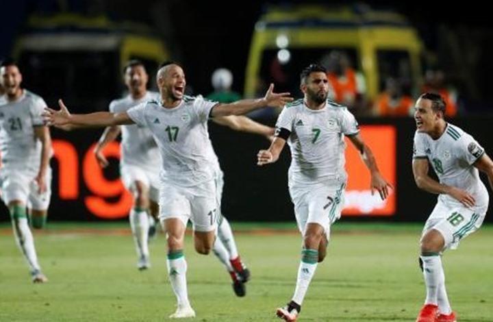 الجزائر بطل كأس أفريقيا للمرة الثانية بتاريخها