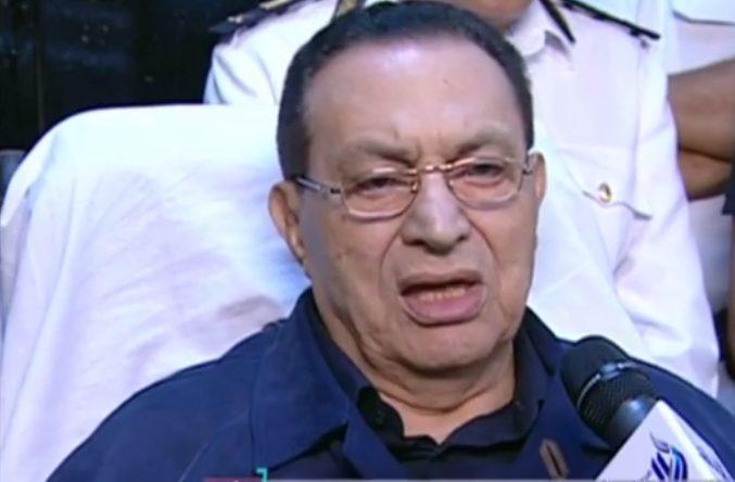 حقيقة وفاة الرئيس المصري المخلوع حسني مبارك