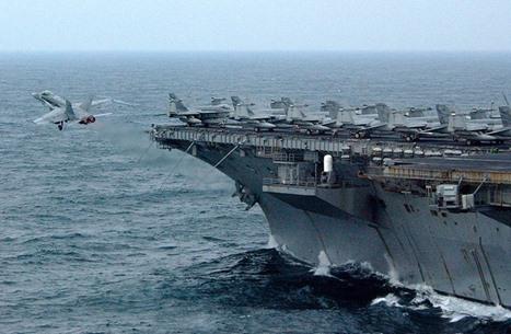 """""""الحارس"""".. عملية بحرية متعددة الجنسيات في الخليج  لـ""""ضمان حرية الملاحة"""""""