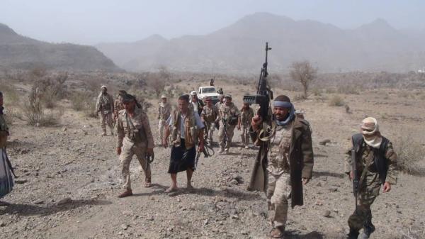 الضالع.. الجيش الوطني يحرر عدد من المواقع الاستراتيجية في جبهة مريس