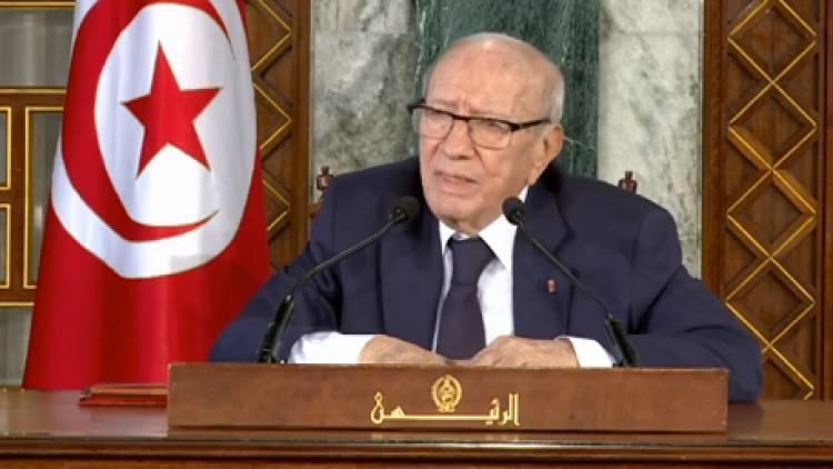 عاجل| وفاة الرئيس التونسي الباجي قايد السبسي