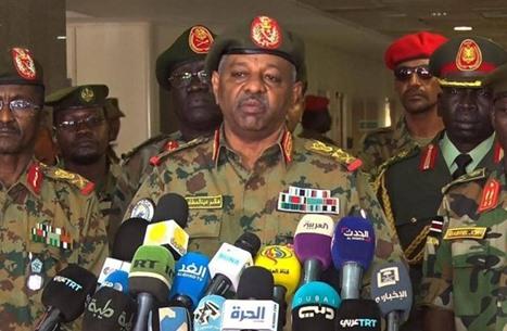 """السودان.. البرهان يدعو """"الحرية والتغيير"""" إلى الإسراع بتكوين حكومة انتقالية"""