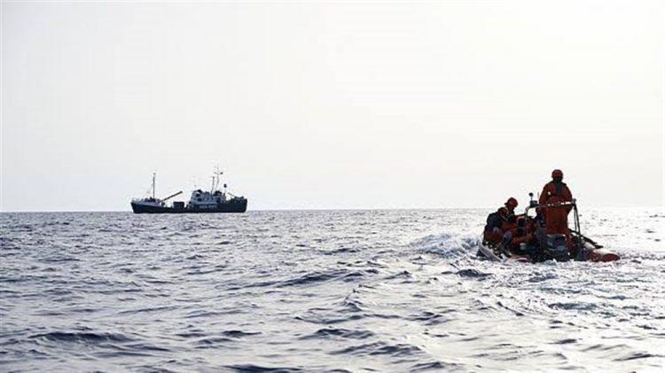 البحرية الليبية تعلن فقدان 116 مهاجرا بعد غرق قاربهم