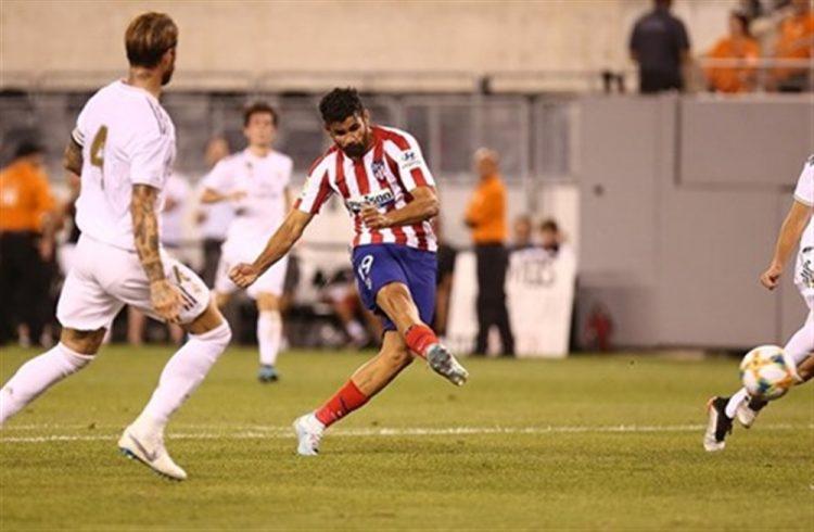 بسباعية.. أتلتيكو يسحق ريال مدريد ضمن مباريات كأس الأبطال